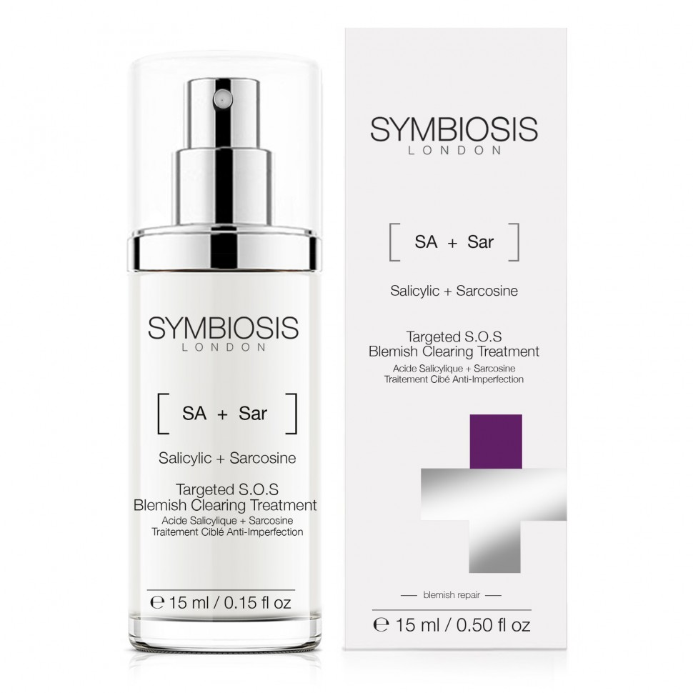 [Salicilic + Sarcosine] - Targeted S.O.S Blemish Clearing Treatment - 1