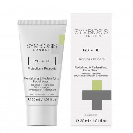 |Prebiotics + Retinoids| - Revitalising & Redensifying Facial Serum (30ml) - 1