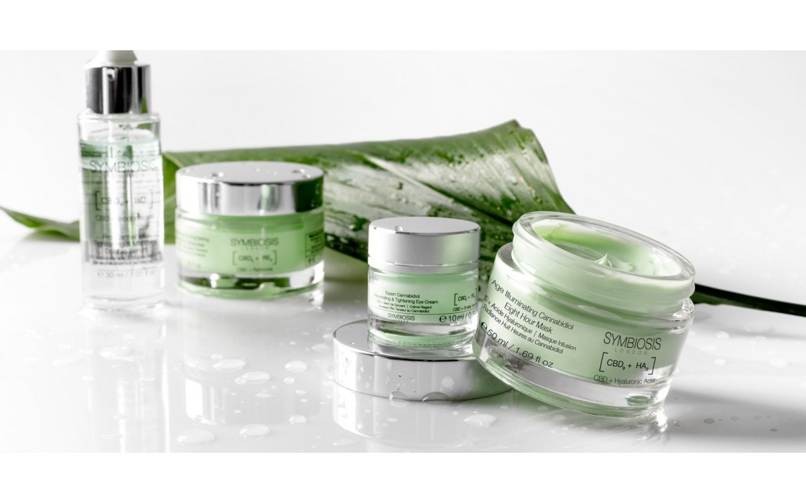 five reasons why you should be using CBD skincare
